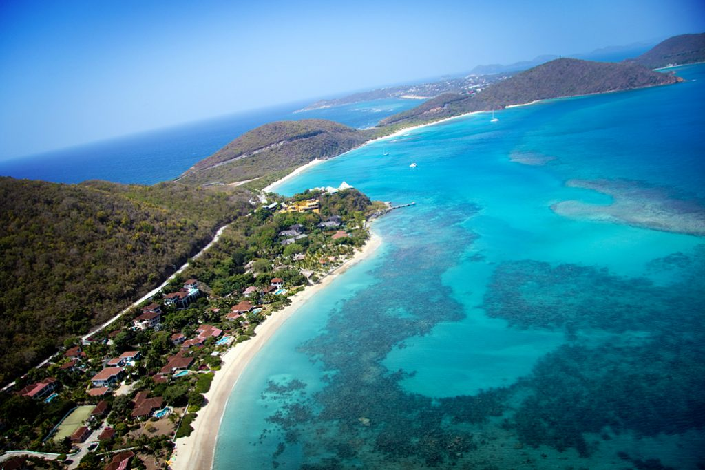 Virgin Gorda - BVI