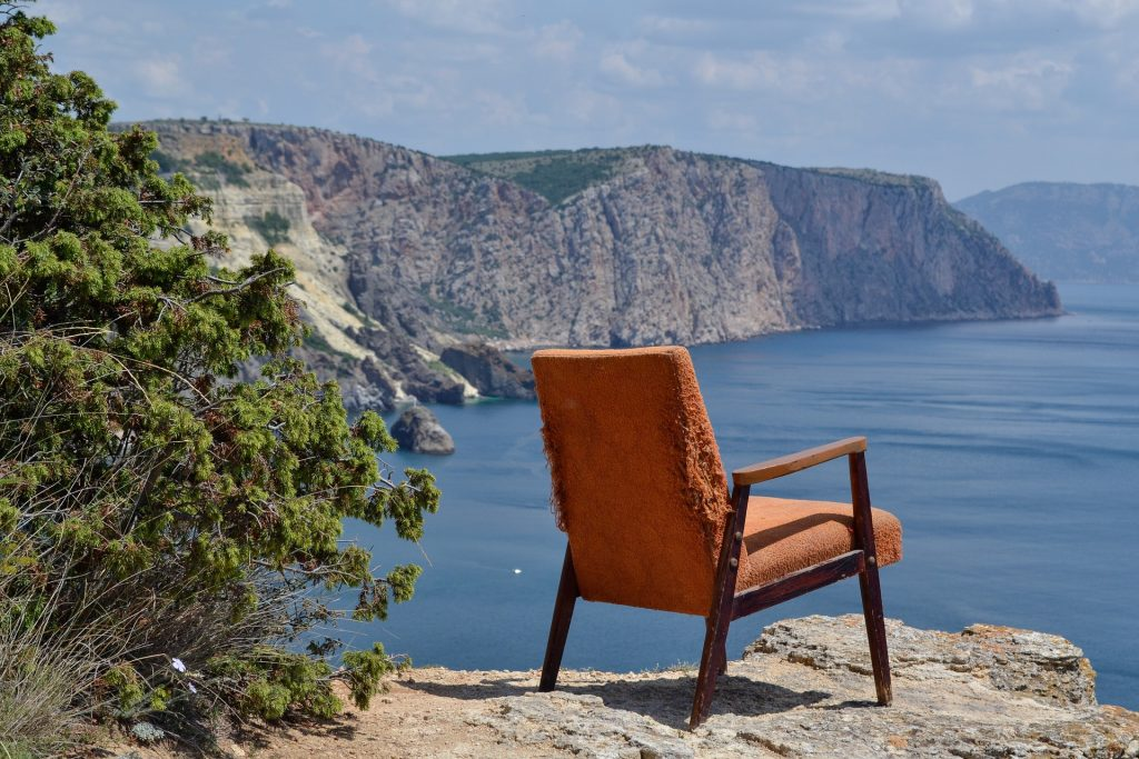 Armchair travelling